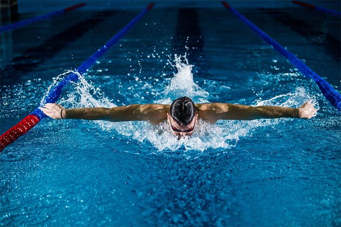壯陽運動-游泳