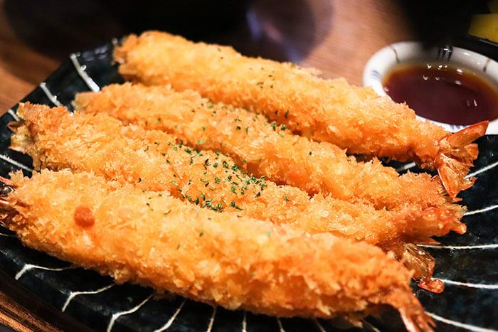 炸蝦 NG食物 熱量高
