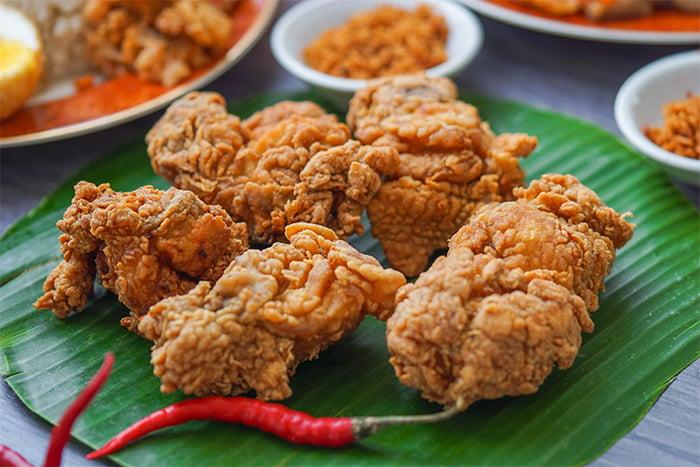 炸雞 油炸類 垃圾食物 雞排 鹽酥雞