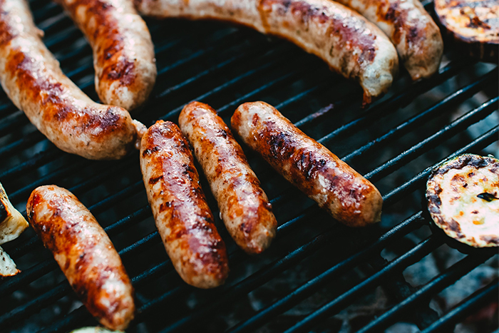 止癢 避免組織胺食物 香腸 火腿 加工食物
