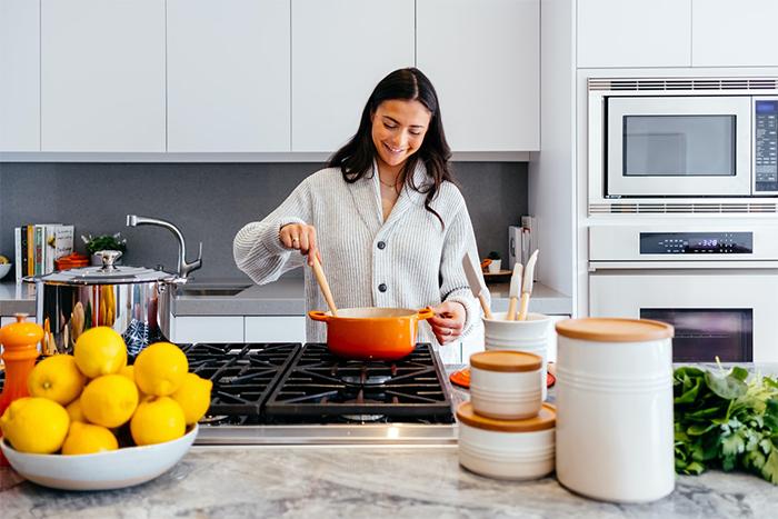 自備健身餐7步驟-利用多樣烹調工具