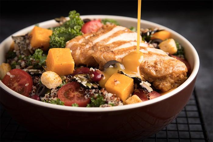營養又健康的里肌肉料理