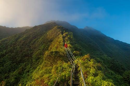 進入2,500公尺以上的山區,容易有高山症的症狀出現!