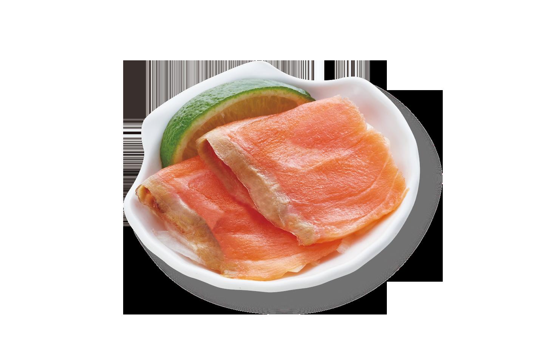 爭鮮壽司-小菜-洋蔥燻鮭