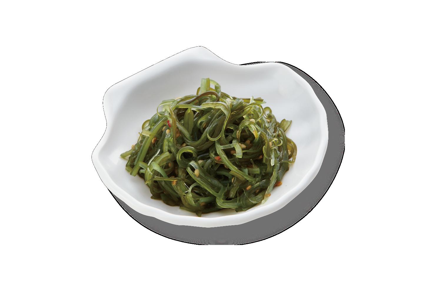 爭鮮壽司-小菜-海帶絲