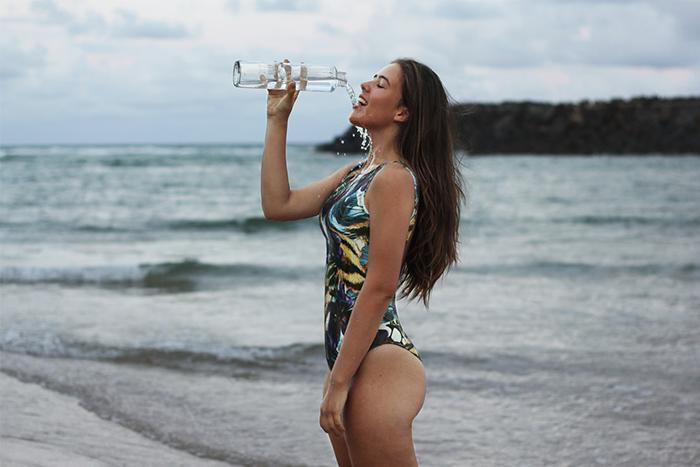 服用維他命C要喝足夠的水