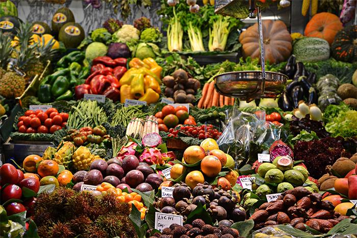 如何補充維他命C?新鮮蔬菜、水果,是維他命C的最佳來源