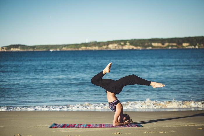 一個人 孤獨 不發胖 控制飲食 搭配規律運動 瑜珈