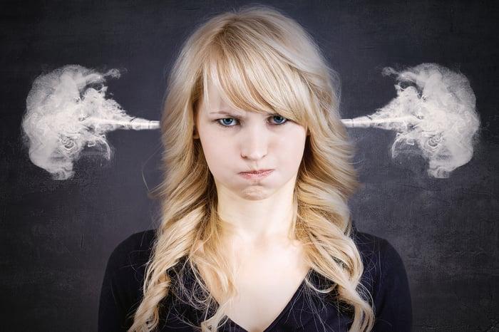 愛生氣的女生 內分泌失調 甲狀腺亢進 月經異常 經期不順 變老變醜