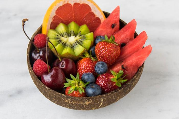 培養8大瘦腰生活習慣-多吃蔬菜水果