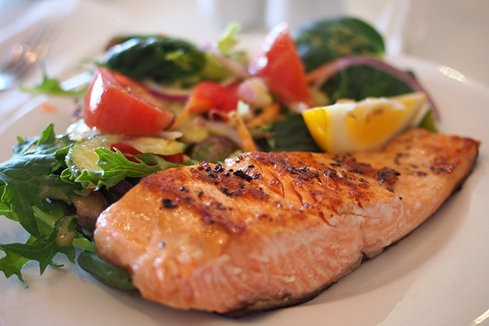 減脂餐很適合吃海鮮