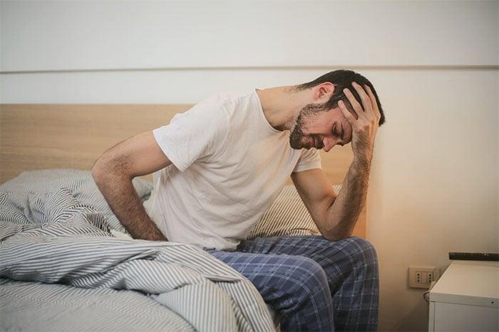 睡覺流口水可能是中風前兆