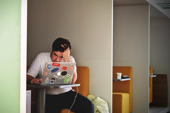 職場適應障礙-容易感到不安