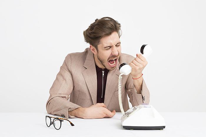 職場適應障礙-易怒