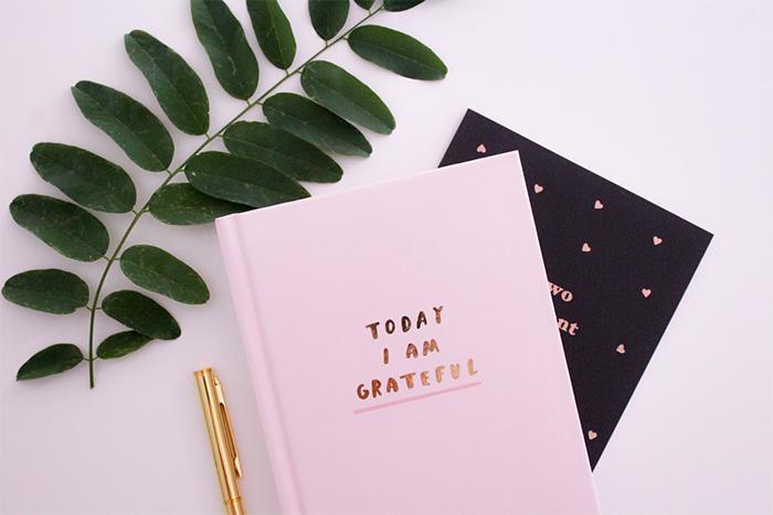 每天製作快樂日記降低焦慮