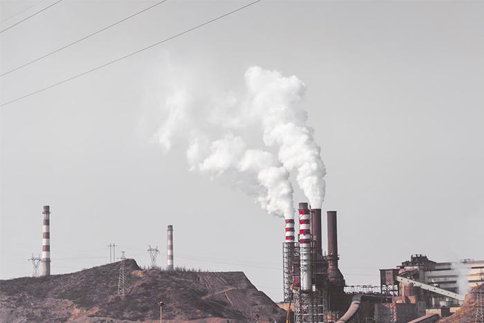 常見的空汙來源-境外飄入的髒空氣