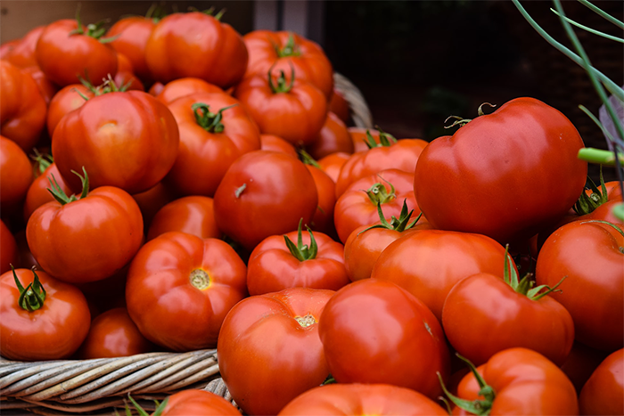 清肺食物-茄科蔬果