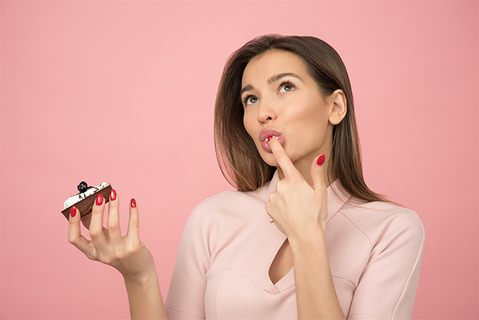 糖尿病 新冠肺炎高風險群 經常吃甜食 血糖不受控