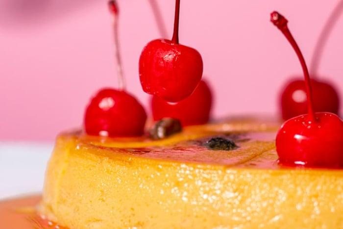 糖漬櫻桃 熱量高 糖分高 肥胖 血糖過高