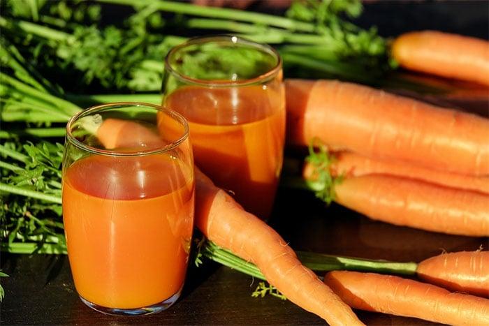 紅蘿蔔蘋果汁
