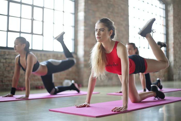 舒緩經前症候群方法-時常做瑜珈