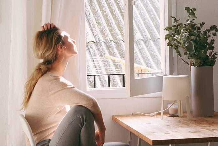 改善身體缺氧 環境空間保持通風