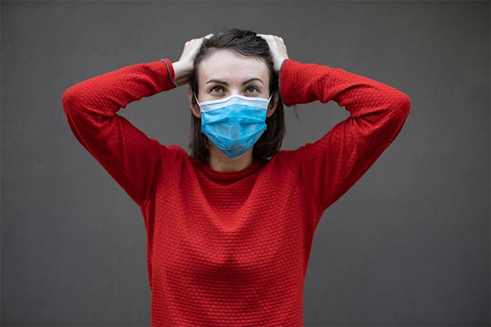 耳鳴發生的原因-感冒
