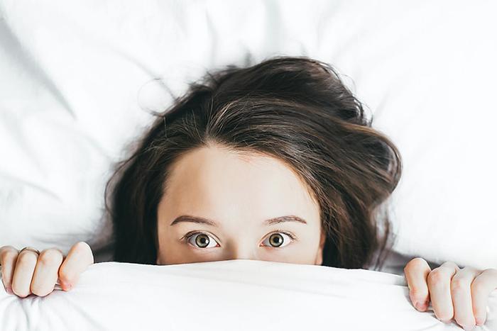 耳鳴發生的原因-有睡眠障礙