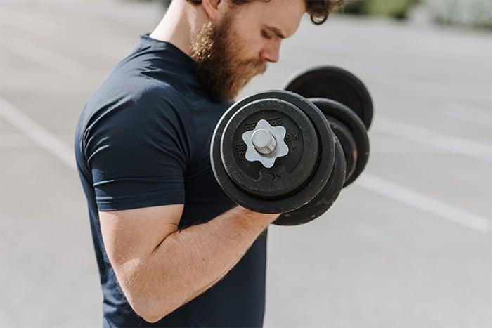肌力與肌耐力