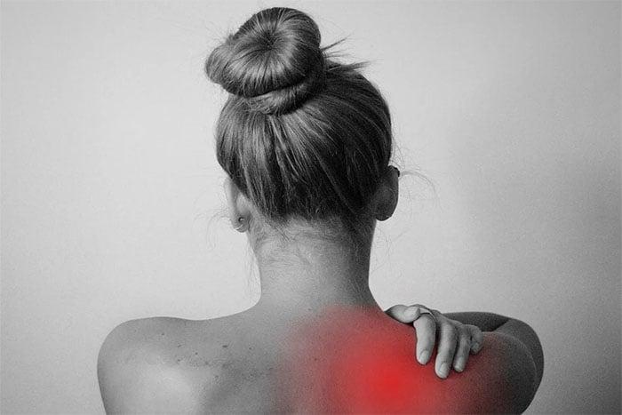 肩頸痠痛要趕快休息
