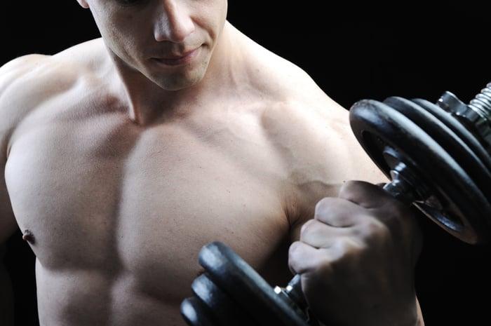 胸肌 超補償
