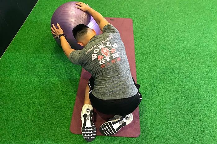 脊椎側彎-擴展側背肌2