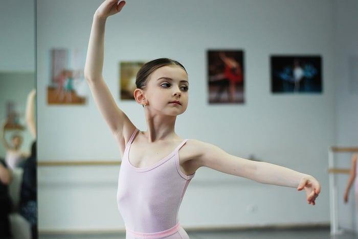 芭蕾 增強自信心