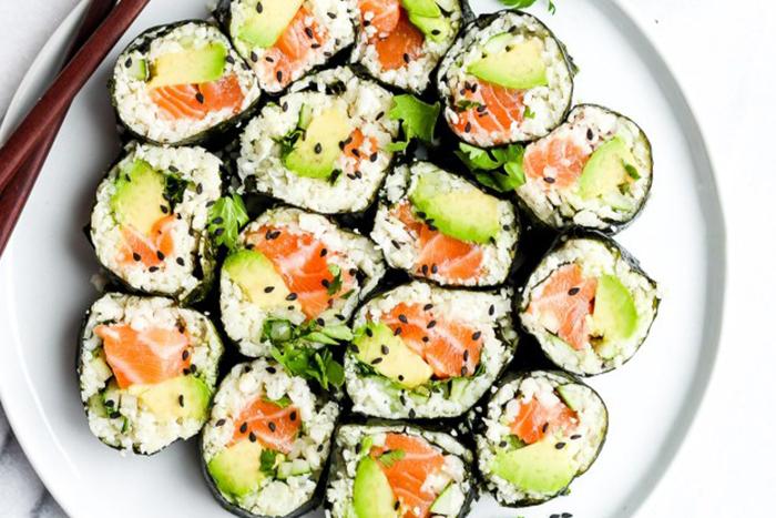 花椰菜壽司