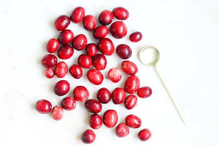 私密處保養!補充蔓越莓