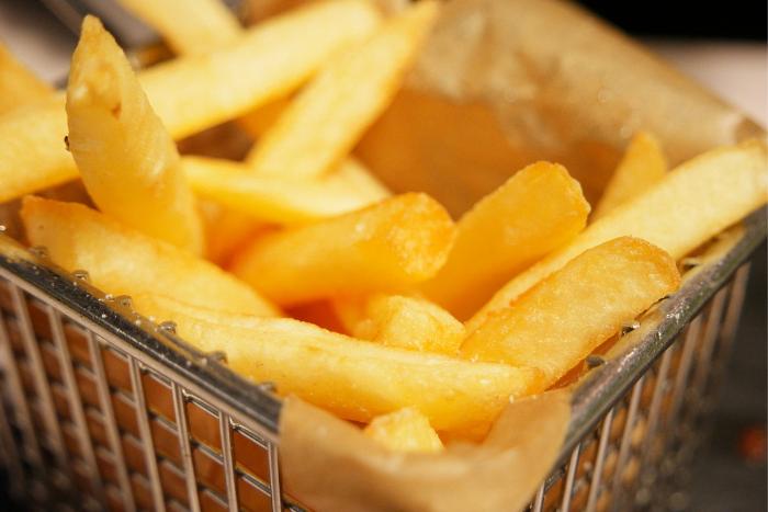 無麩質馬鈴薯料理-炸薯條