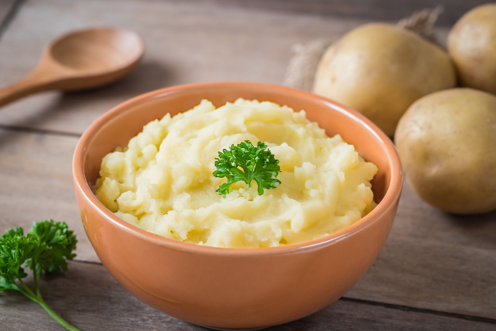 無麩質馬鈴薯料理-馬鈴薯泥