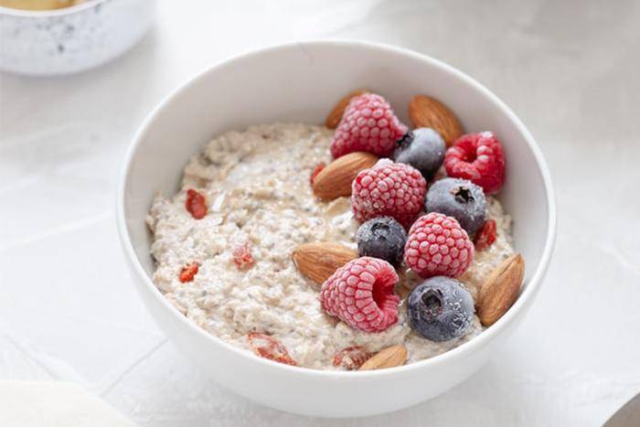植物性蛋白質食物推薦-燕麥
