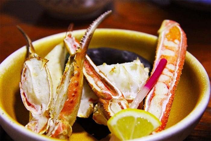 螃蟹是低脂蛋白質