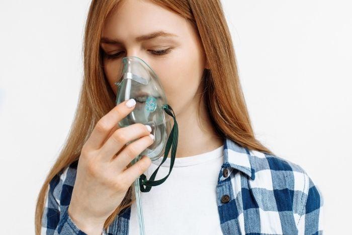 血氧低於95%恐是快樂缺氧