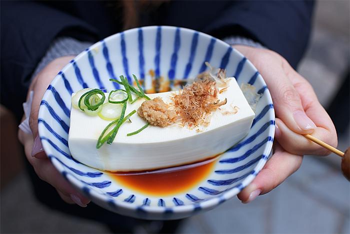 植物性蛋白質食物推薦-豆腐
