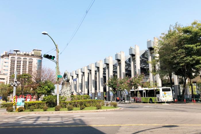 豐原火車站走到世界健身豐原店約10分鐘-s