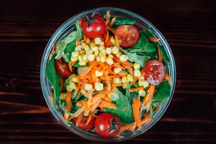 良好的飲食習慣預防代謝症候群