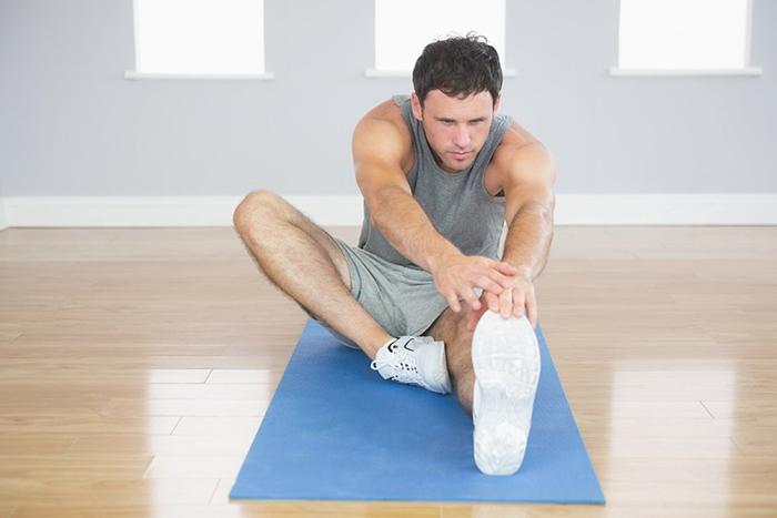 足底筋膜炎 拉筋