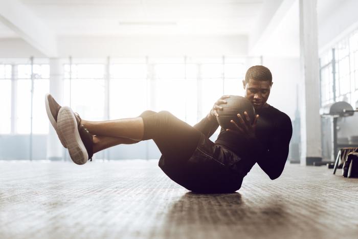 增肌掌握訓練課表的變化