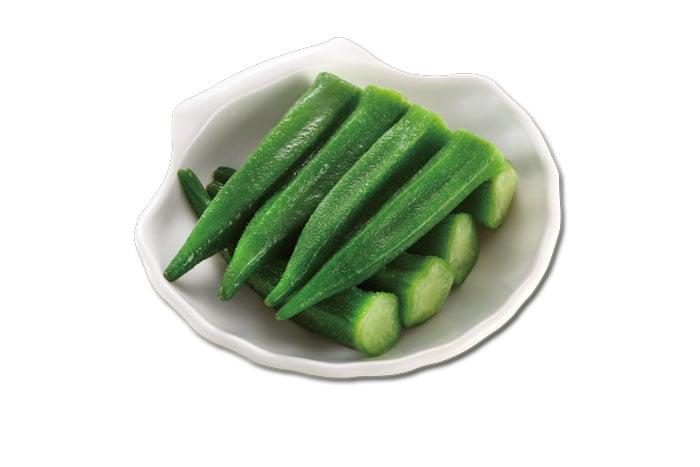 運動完吃秋葵