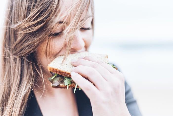 運動後30分鐘內,吃食物不會發胖-1