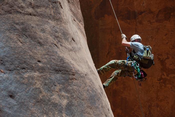 攀岩種類-運動攀登