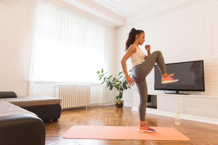 每人每天達到足夠活動量能避免慢性病