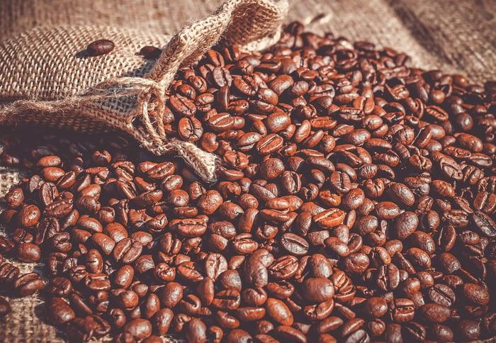 選擇品質好的咖啡豆